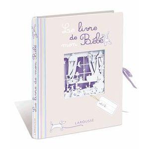 LIVRE ENFANT FAMILLE Le Livre de mon bébé