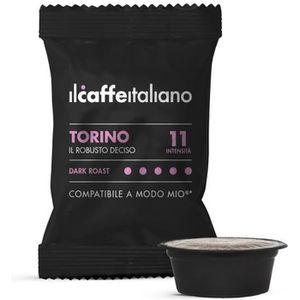 CAFÉ 100 Capsules  de Café Torino compatibles avec mach