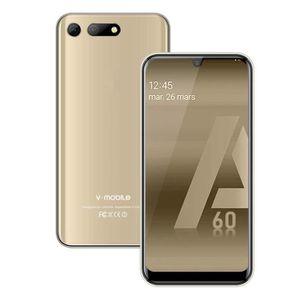 SMARTPHONE 4G Telephone portable debloque A60, 5.7 pouces 4G