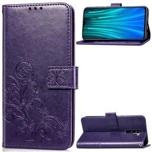 HOUSSE - ÉTUI Étui Housse Xiaomi Redmi Note 8 Pro Violet, PU Cui