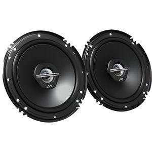 HAUT PARLEUR VOITURE haut-parleurs de voiture de couple 2 voies 16 cm J