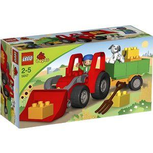 ASSEMBLAGE CONSTRUCTION LEGO - 5647 - JEU DE CONSTRUCTION - DUPLO LEGOV…