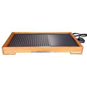 PLANCHA DE TABLE Little balance - plancha gril électrique 2000w 51x