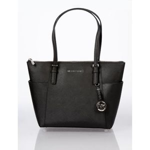 SAC À MAIN MICHAEL KORS Sac à Main Jet Set Noir Femme