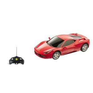 VOITURE - CAMION Mondo Motors -  Voiture télécommandée Ferrari 458