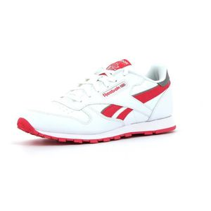 BASKET Baskets basses Reebok Classic Leather Reflect