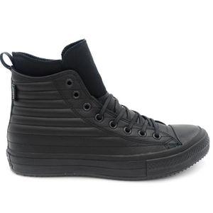 chaussure converse homme toute noir 43