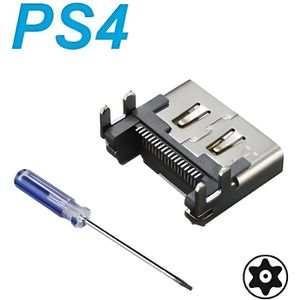 CONSOLE PS4 Replacement Sony PlayStation 4 HDMI Connector For
