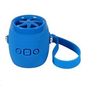 ENCEINTE NOMADE STK Mini Mate enceinte Bluetooth (bleue)