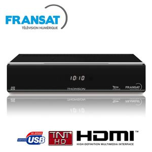 Hd tv dolby audio thomson achat vente hd tv dolby - Decodeur fransat hd pas cher ...