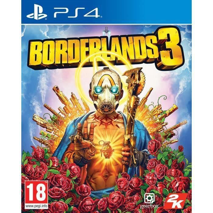 Borderlands 3 Jeu PS4