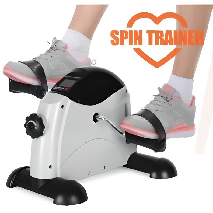 Vélo fitness pédalier Spin Trainer