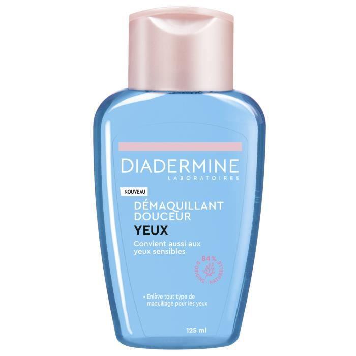 DIADERMINE Démaquillant Yeux Douceur - Tous types de peaux - 125 ml