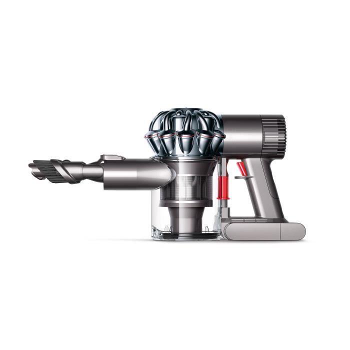 DYSON Aspirateur à main sans sac sans fil V6 Trigger - 21,6 V - 87 dB - 20 mn d'autonomie - Gris