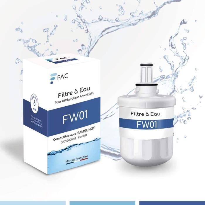 Samsung DA29-00003G – Filtre à eau interne pour Réfrigérateur Américain - DA29-00003F, HAFIN1, HAFIN1/EXP,DA29-00003B, DA29-00003A