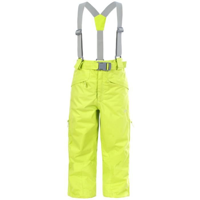 Trespass Marvelous - Pantalon de ski imperméable - Enfant unisexe