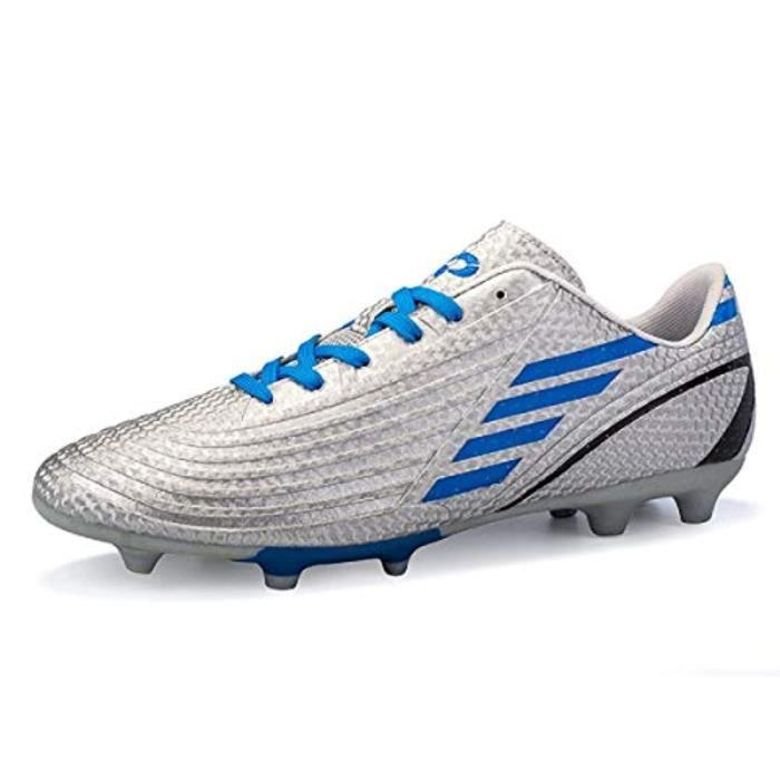 Chaussures De Running SJRVZ Chaussures de football junior adultes football FG Formateurs Football Taille-39