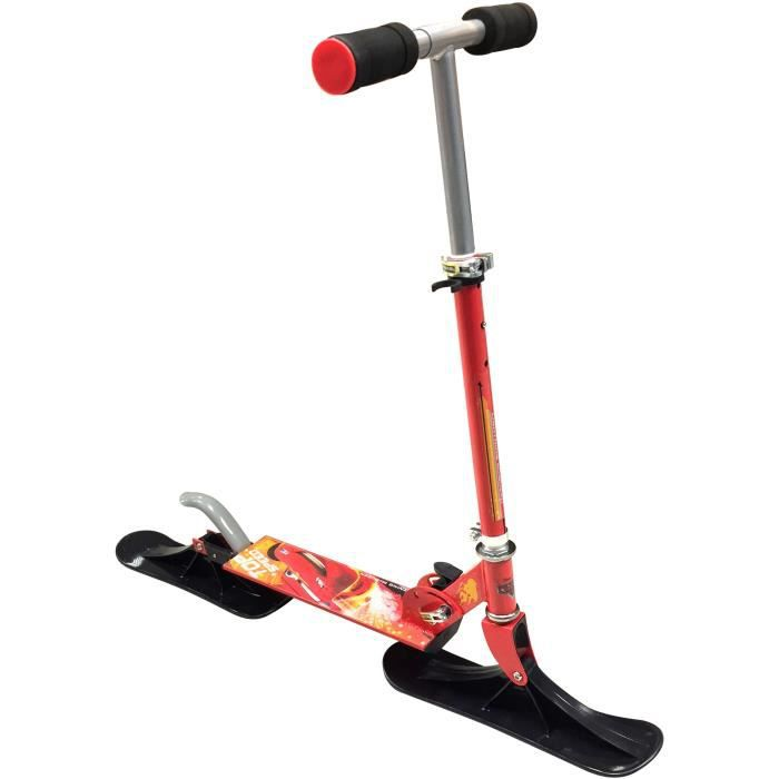 CARS Trottinette pliable 2 en 1 - Snow - Disney