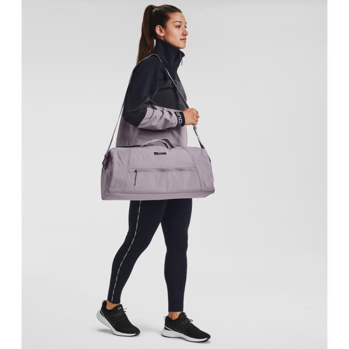 Sac de sport femme Under Armour Midi - violet chiné/violet chiné - TU