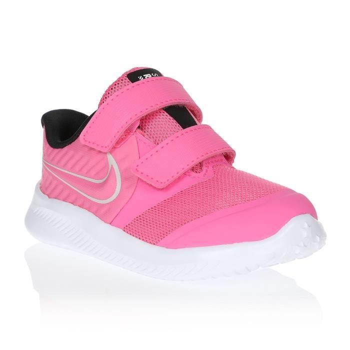 Nike tn blanc et rose - Cdiscount