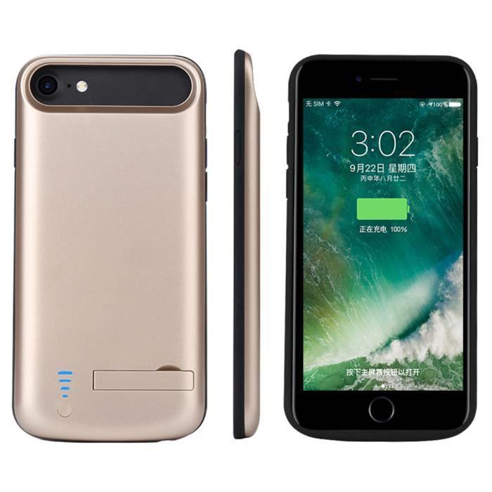juce r 8000mah coque batterie iphone 6 plus 6s