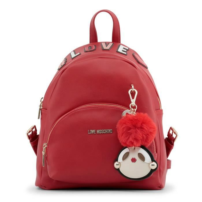 Moschino Dos Love Sac 0500Rouge À Pour Femmejc4072pp16lk If6by7gvY