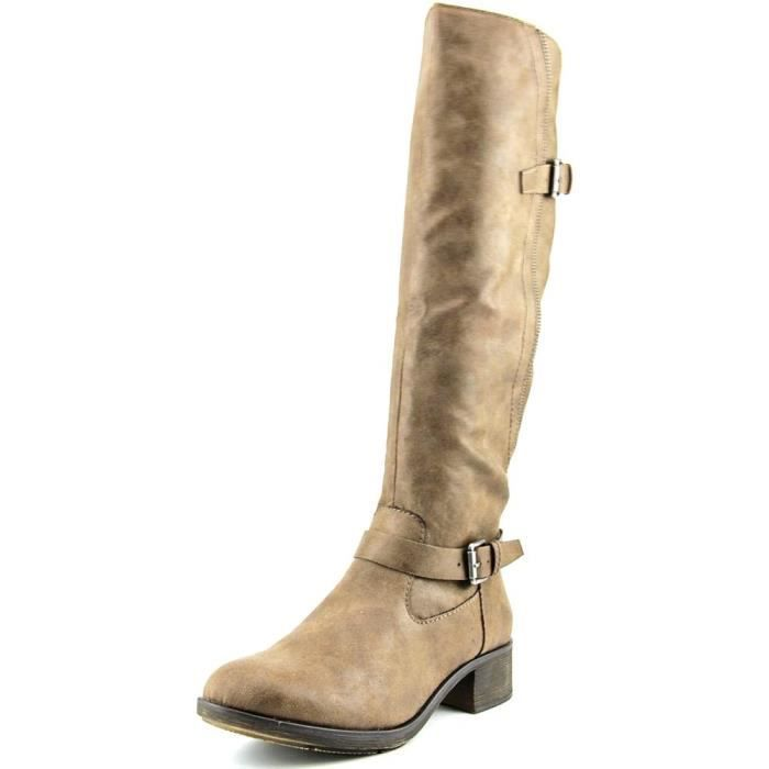 Style & Co Gayge Wide calf Femmes Synthétique Botte