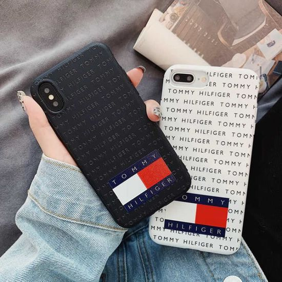 iphone xr coque tommy