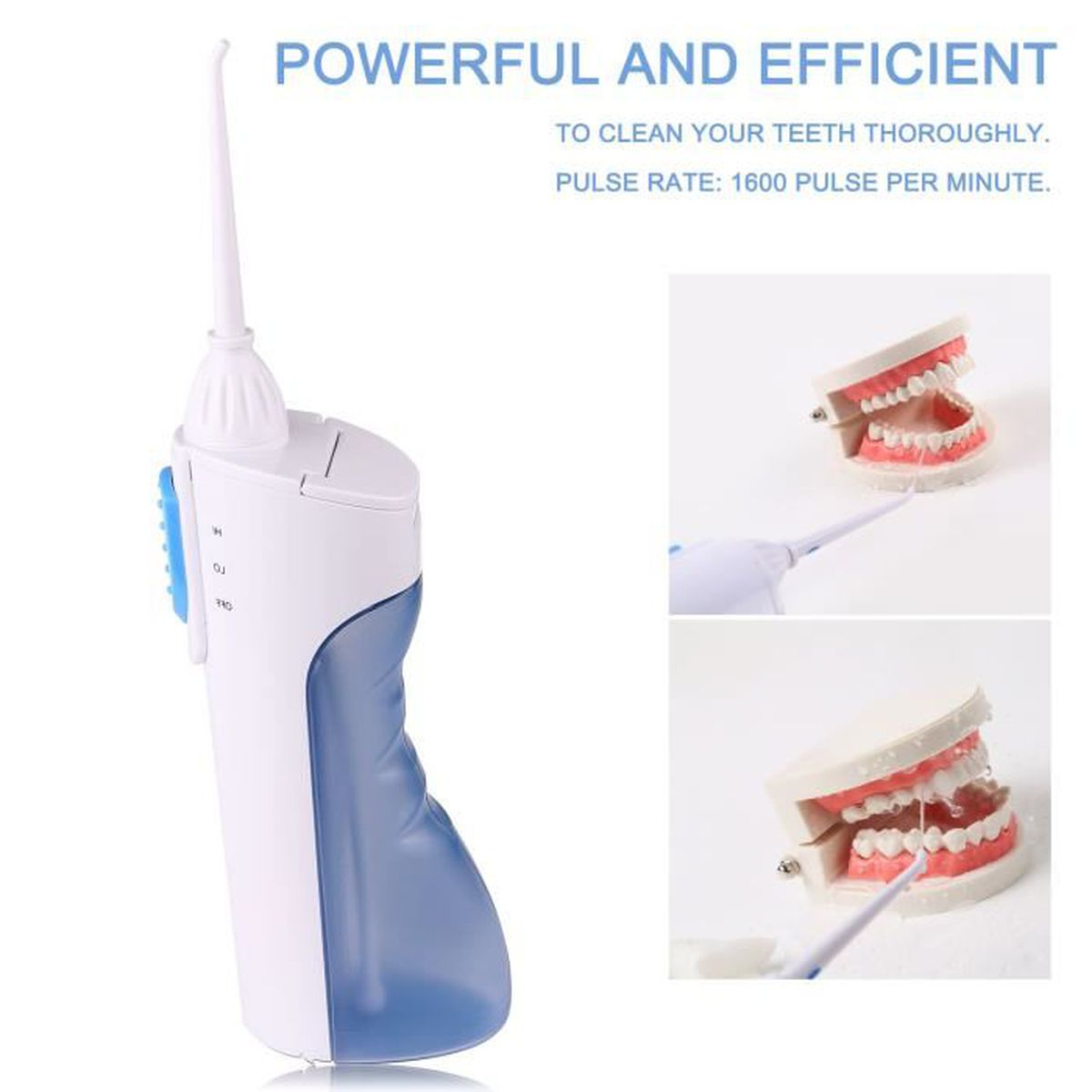 portable ultrasons jet dentaire sans fil machine voyage oral irrigator teethwash pour laver les. Black Bedroom Furniture Sets. Home Design Ideas