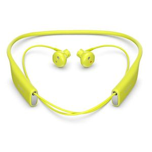 Sony Mobile Ecouteurs Stereo Bluetooth Nfc Tour De Cou - Lime