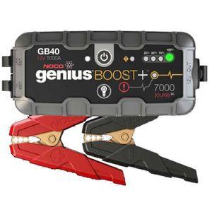 CHARGEUR DE BATTERIE Demarreur de batterie Noco -Genius Boost GB40-