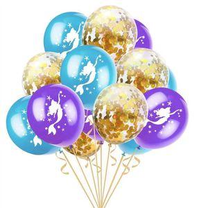 Or clair MagiDeal 13pcs//Set Ballon Lettres Gonflable Happy Birthday Ballon Guirlande Suspendu pour Anniversaire