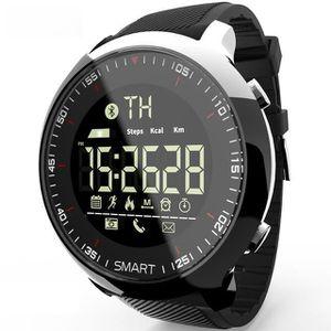 MONTRE CONNECTÉE Montre connectée homme • Smartwatch • Sport IP68 •