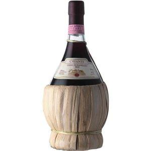 VIN ROUGE Vin rouge italien 1 Fiasco Chianti DOCG Terre di P