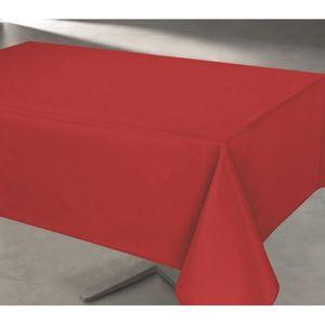 Nappe De Table Coureur tache protégés de nombreuses tailles Branche//Rouge