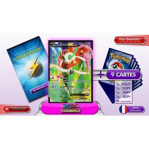 CARTE A COLLECTIONNER FLORGES EX Full Art 116/119 160PV XY 4 Vigueur ...