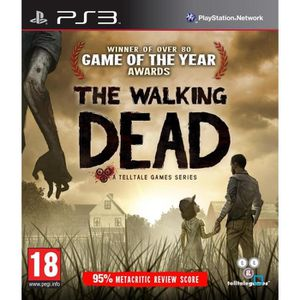 JEU PS3 The Walking Dead