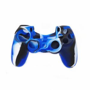 HOUSSE DE TRANSPORT Coque PS4 Protection manette silicone camouflage b