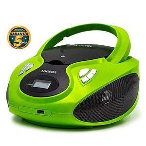 RADIO CD CASSETTE Lauson Lecteur CD | Radio Portable | USB | Radio S