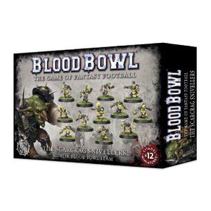 FIGURINE - PERSONNAGE Blood Bowl - The Scarcrag Snivellers 200-27