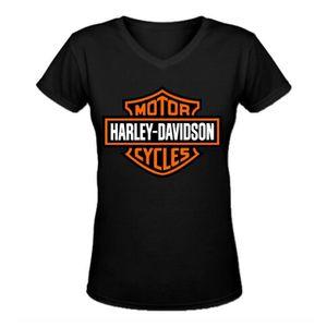 t shirt femme harley davidson