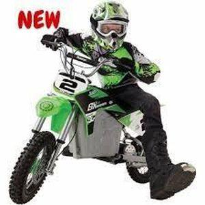 QUAD - KART - BUGGY RAZOR Moto electrique Enfant SX350