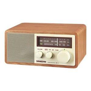 Radio réveil Sangean - WR-11 - Radio analogique AM / FM