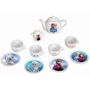 DINETTE - CUISINE LA REINE DES NEIGES Smoby Dinette Porcelaine