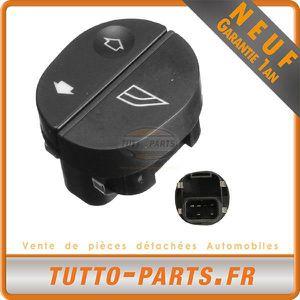 Homyl Interrupteur L/ève-vitre pour Ford Fiesta