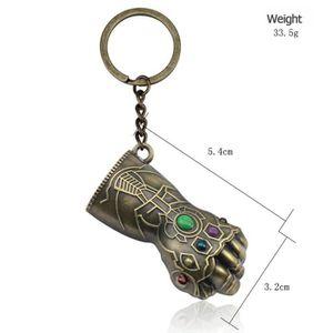 MARVEL THOR HAMMER Porte-clés Porte-clés dans sa boîte d/'origine Y