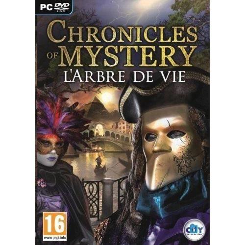 CHRONICLES OF MYSTERY L'ARBRE DE LA VIE / Jeu PC