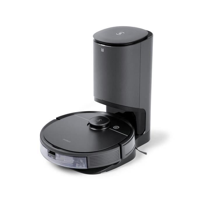 Ecovacs Deebot T8 AIVI + aspirateur Robot nettoyeur avec Multi sol nettoyage Robot récupération automatique de la poussière cadeaux