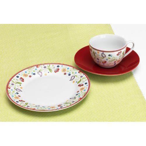 Ritzenhoff - Breker Doppio Shanti Service à café 12 pièces Rouge - 009804