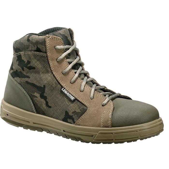 LEMAÎTRE STREET Sneakers de sécurité haut Wanted S1P SRC